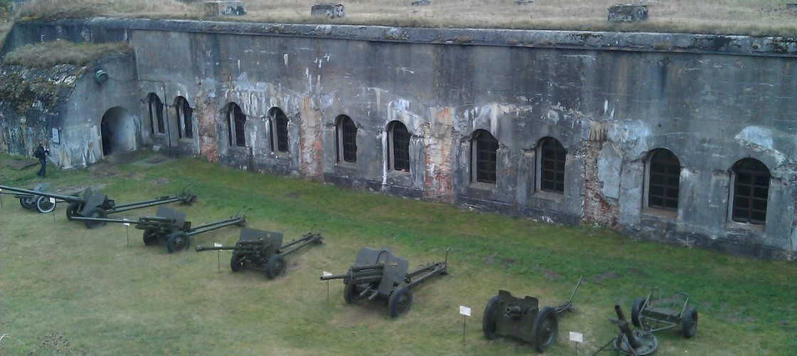 Museum 5th Fort of the Brest Fortress