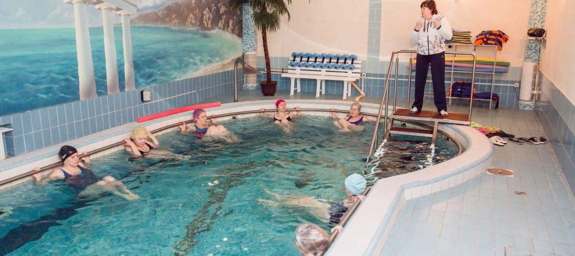 Treatment in Swimming Pool