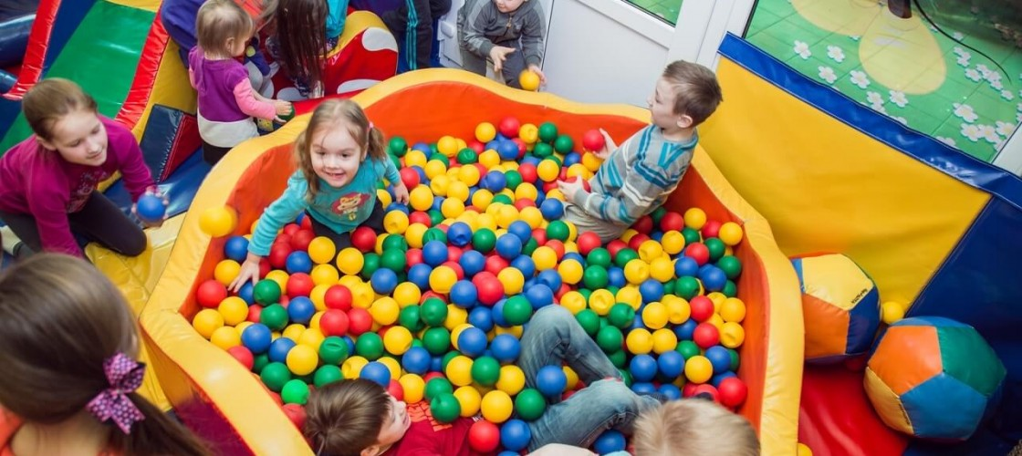 Free childrens playroom